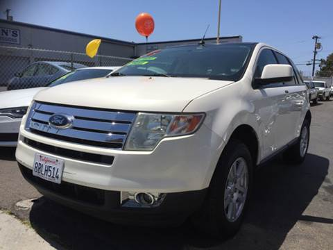 2008 Ford Edge for sale at Auto Express in Chula Vista CA