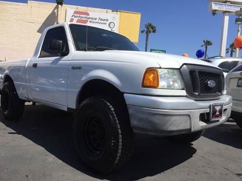 2004 Ford Ranger for sale at Auto Express in Chula Vista CA