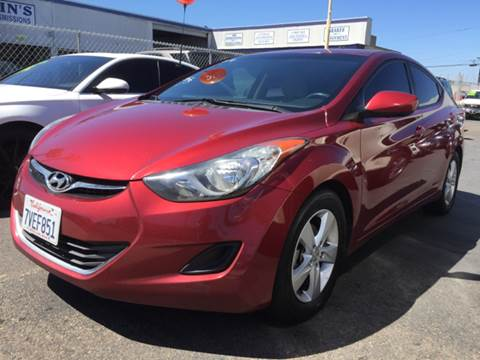 2013 Hyundai Elantra for sale at Auto Express in Chula Vista CA