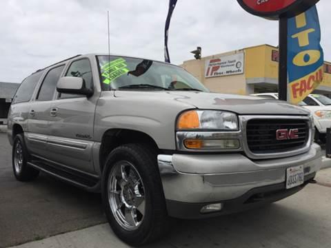 2006 GMC Yukon XL for sale at Auto Express in Chula Vista CA