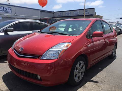 2007 Toyota Prius for sale at Auto Express in Chula Vista CA