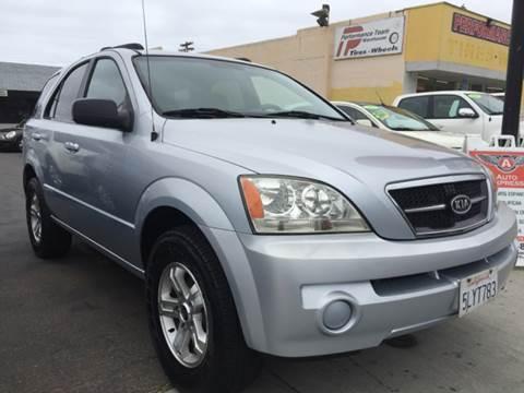 2005 Kia Sorento for sale at Auto Express in Chula Vista CA
