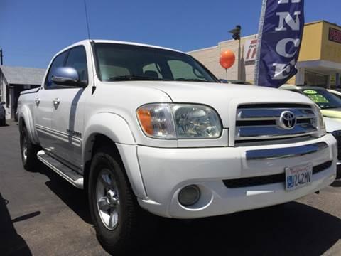 2005 Toyota Tundra for sale at Auto Express in Chula Vista CA