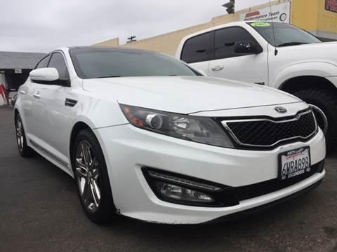 2013 Kia Optima for sale at Auto Express in Chula Vista CA