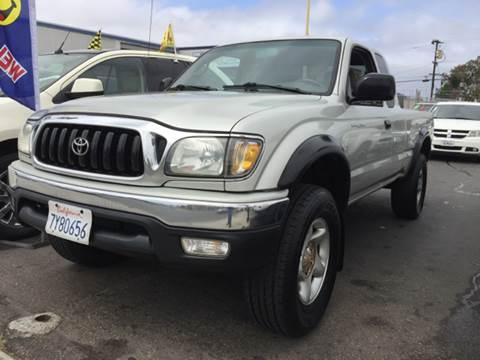 2001 Toyota Tacoma for sale at Auto Express in Chula Vista CA