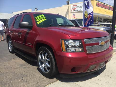 2007 Chevrolet Tahoe for sale at Auto Express in Chula Vista CA