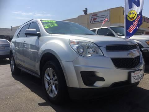 2013 Chevrolet Equinox for sale at Auto Express in Chula Vista CA