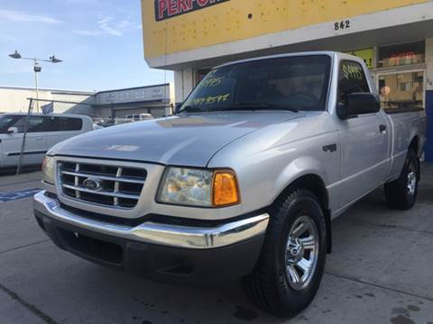 2002 Ford Ranger for sale at Auto Express in Chula Vista CA