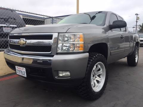 2008 Chevrolet Silverado 1500 for sale at Auto Express in Chula Vista CA