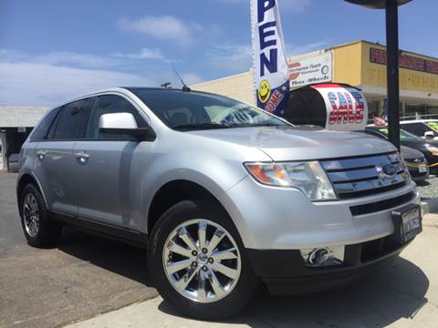 2010 Ford Edge for sale at Auto Express in Chula Vista CA