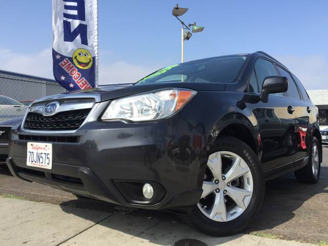 2014 Subaru Forester for sale at Auto Express in Chula Vista CA