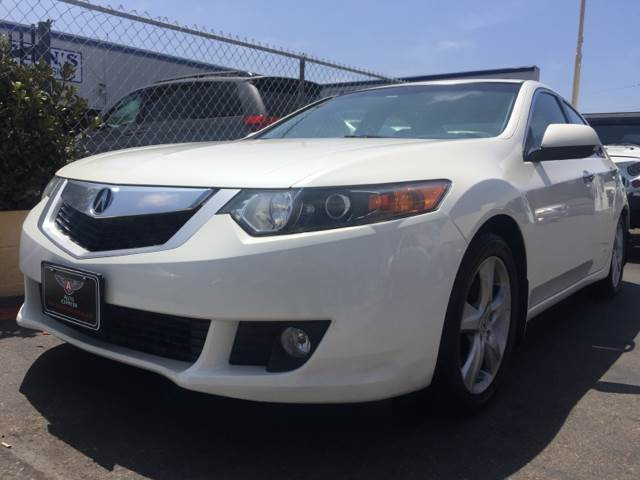 2010 Acura TSX for sale at Auto Express in Chula Vista CA