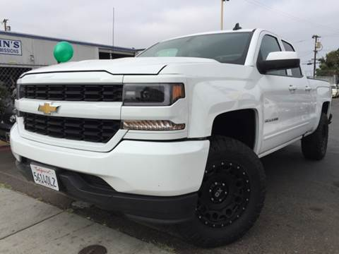 2018 Chevrolet Silverado 1500 for sale at Auto Express in Chula Vista CA