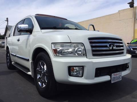 2005 Infiniti QX56 for sale at Auto Express in Chula Vista CA