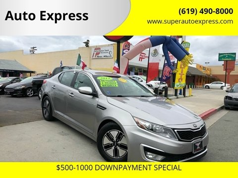 Auto Express Kia >> Kia For Sale In Chula Vista Ca Auto Express
