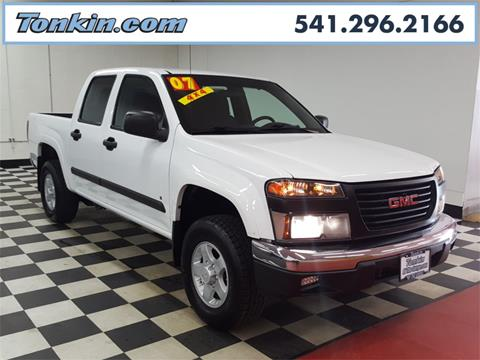 2007 gmc canyon for sale in oregon carsforsale 2007 gmc canyon for sale in the dalles or publicscrutiny Image collections