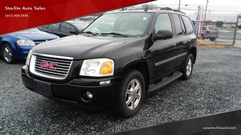 2007 GMC Envoy for sale in Edgewood, MD