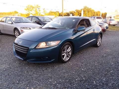 2011 Honda CR-Z for sale in Edgewood, MD