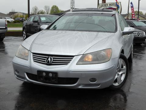 2008 Acura RL for sale in Loveland, OH
