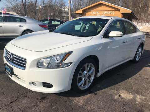 used 2012 nissan maxima for sale in illinois. Black Bedroom Furniture Sets. Home Design Ideas