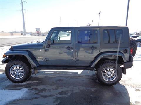 Jeep for sale in rapid city sd for Wheel city motors rapid city south dakota