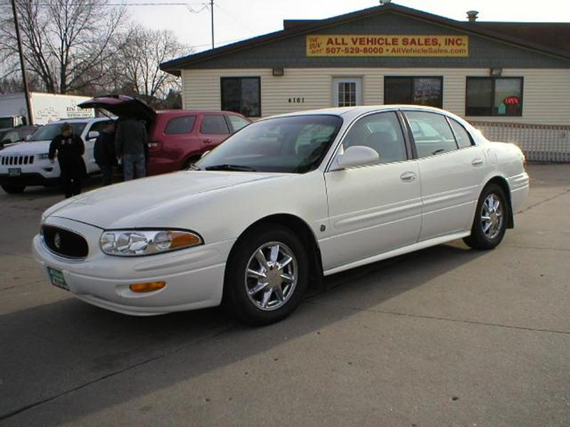 Buick LeSabre Limited In Rochester MN ALL VEHICLE SALES INC - Buick rochester mn