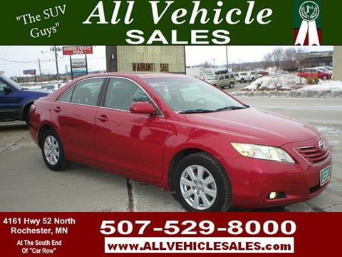 Toyota camry for sale in rochester mn for Adamson motors rochester mn