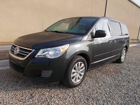 2012 Volkswagen Routan For Sale In Fresno CA