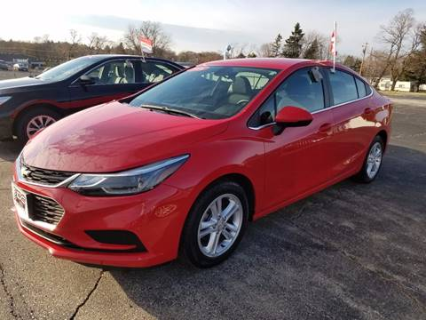 2016 Chevrolet Cruze for sale in Sturgeon Bay, WI