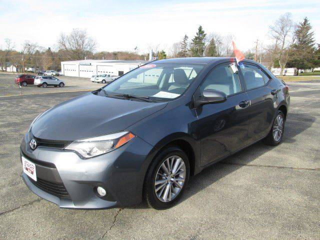 2014 Toyota Corolla For Sale At DC Auto Sales Used Cars U0026 Trucks In  Sturgeon Bay