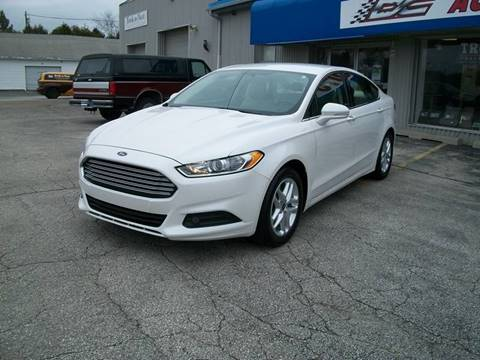 2015 Ford Fusion for sale in Sturgeon Bay, WI