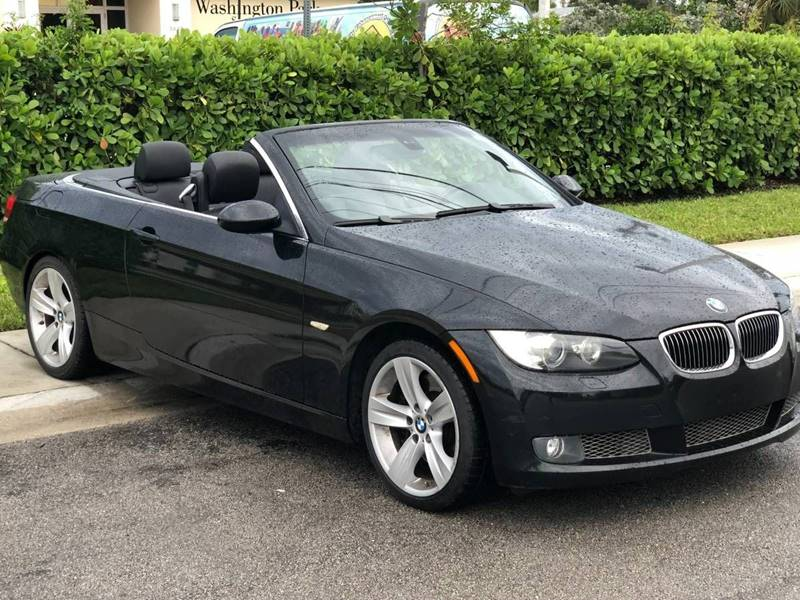 BMW Series I In Hollywood FL HIGH PERFORMANCE MOTORS - 2008 bmw 3 series 335i convertible