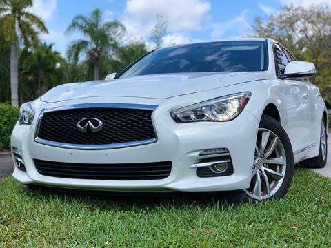 used 2014 infiniti q50 for sale - carsforsale®