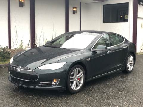 2014 Tesla Model S for sale in Bellevue, WA