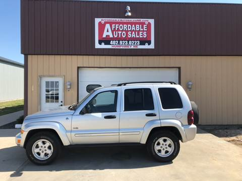 2006 Jeep Liberty for sale in Humphrey, NE