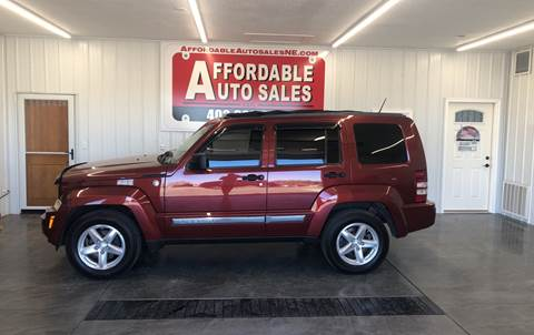 2008 Jeep Liberty for sale in Humphrey, NE