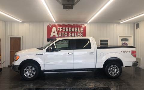 2011 Ford F-150 for sale in Humphrey, NE