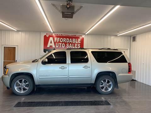 2013 Chevrolet Suburban for sale in Humphrey, NE
