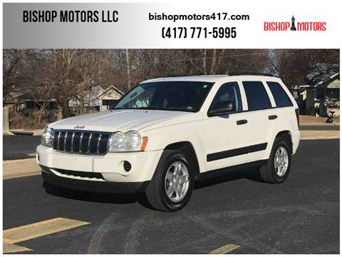 Used 2006 jeep grand cherokee for sale in missouri for White motors springfield mo