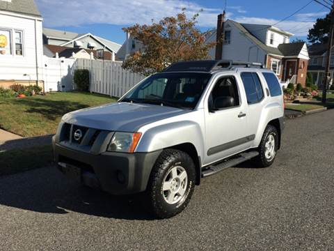 2005 Nissan Xterra for sale at Jordan Auto Group in Paterson NJ