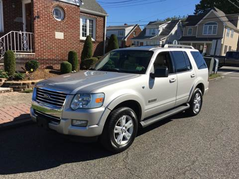 2007 Ford Explorer for sale at Jordan Auto Group in Paterson NJ