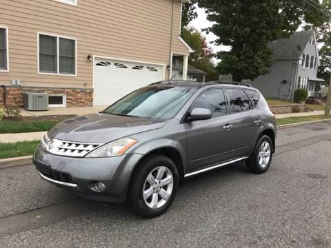 2006 Nissan Murano for sale at Jordan Auto Group in Paterson NJ