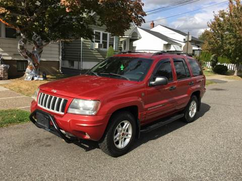 2004 Jeep Grand Cherokee for sale at Jordan Auto Group in Paterson NJ