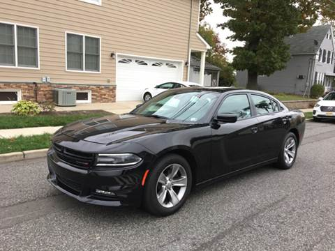 2017 Dodge Charger for sale at Jordan Auto Group in Paterson NJ