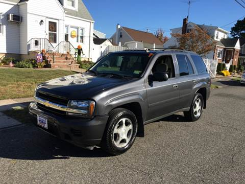 2007 Chevrolet TrailBlazer for sale at Jordan Auto Group in Paterson NJ