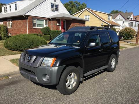 2007 Nissan Xterra for sale at Jordan Auto Group in Paterson NJ