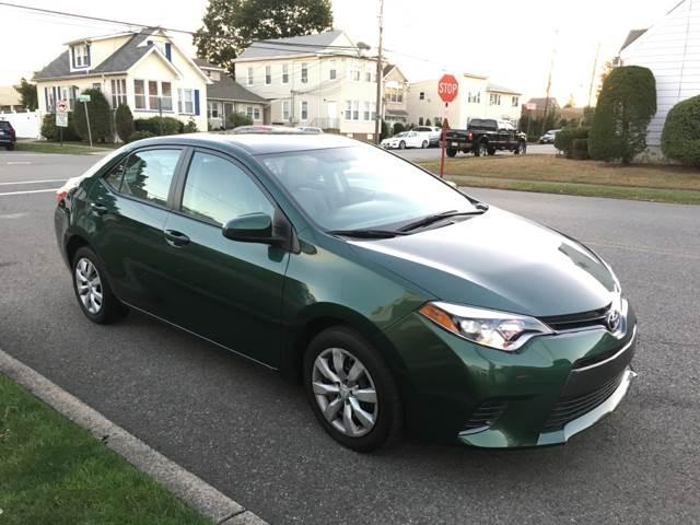 Toyota Corolla LE In Paterson NJ Jordan Auto Group - Auto corolla