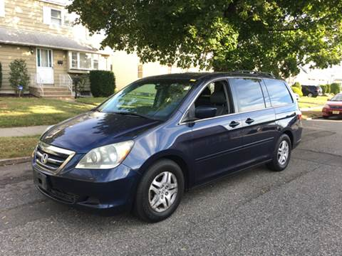 2007 Honda Odyssey for sale at Jordan Auto Group in Paterson NJ