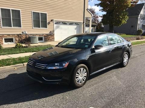 2014 Volkswagen Passat for sale at Jordan Auto Group in Paterson NJ