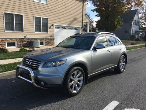 2005 Infiniti FX45 for sale at Jordan Auto Group in Paterson NJ